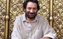 Ajmer visit good omen for 'Paani': Shekhar Kapur