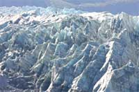 Glaciers in New Zealand