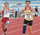India clinch four medals