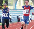 Muthuvel wins discus bronze