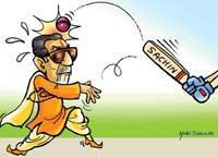 Thackeray's 'son stroke' leaves Shiva Sena in tatters