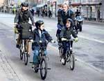 Danes showcase cycling culture