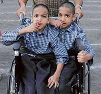 Corporation for development of disabled: CM