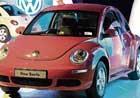 Volkswagen's New Beetle rolls into Indian market