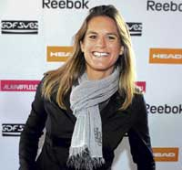 Time for goodbye Amelie Mauresmo didn't do justice to her enormous talent.