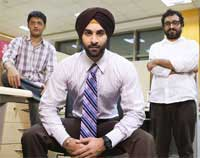 Ranbir Kapoor as Rocket Singh: Salesman of the year