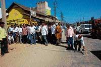 Preparatory survey held for IG Road widening