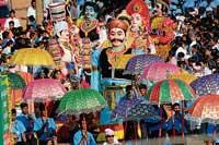 Grand procession unveils glory of Tulu culture