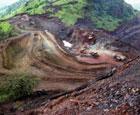 Probe on mining stayed