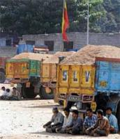 Sand supply to resume today