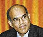 Subbarao, Pranab discuss economy