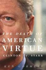 'The Death of Americal Virtue'- book