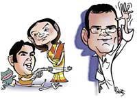 Varun takes on Rahul
