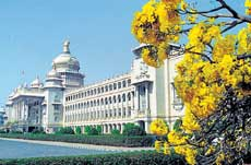 The Vidhana Soudha and other State heritage sites would soon be awash in solar power.
