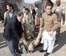 Four killed in Peshawar blast