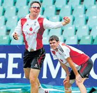 I am almost back to my best: KP