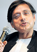THAROOR: Restrictive visa regulations can hurt the image of our country.
