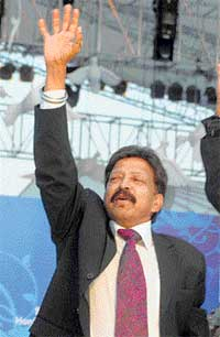 Vishnuvardhan: September 18, 1950 – December 30, 2009