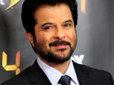 Anil Kapoor attends the season premiere for the eighth season of the television series '24' at Jack H. Skirball Center for the Performing Arts on Thursday. AFP