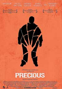 Mixed reactions:  'Precious' has  received flak from many black film critics.