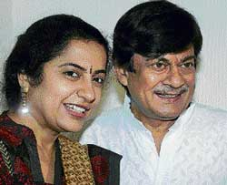lead pair Suhasini and Ananth Nag.