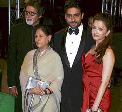 together The Bachchans.