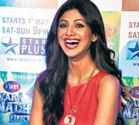 After winning the bidding, the franchise of which Shilpa Shetty is a partner, had been persistently seeking the FDI route to bring foreign funds. AFP