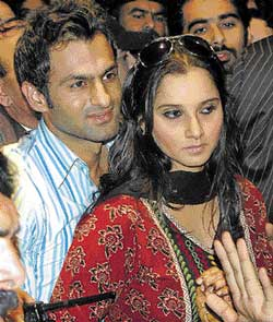 Sania Mirza to retain her maiden name | Deccan Herald