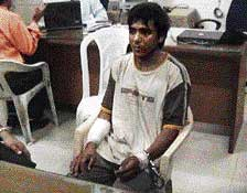 Kasab could be the 30th in the long list of convicts who are waiting to be sent to the gallows since 2004. REUTERS/CNN IBN