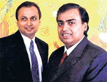 Anil Ambani and Mukesh Ambani: Truce for now