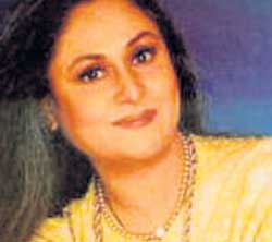Jaya Bachchan. File Photo