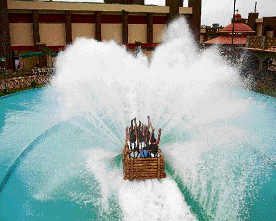 Amusement parks are a great escape from the daily grind for many Bangaloreans.