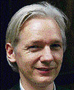 Julian Assange, founder and editor of WikiLeaks. AP