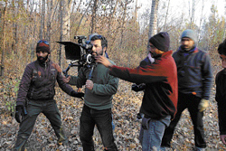 Harud' is Aamir Bashir's directorial debut and will be showcased at the Toronto Film Festival.