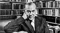 Graham Greene The quirky author had a vast collection of rare books.