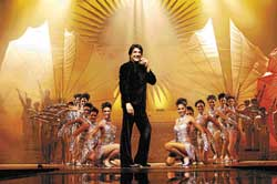 Trained moves: Shiamak Davar redefined the term 'extras' by bringing in fit, contemporary dancers on Bollywood sets.