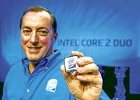 Cashing in on initial success: Intel Chief Paul Otellini