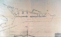 Blueprint of malpe fishery harbour