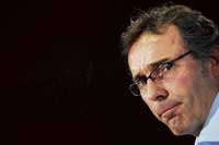France coach Laurent Blanc has called for change in soccer calender. AFP