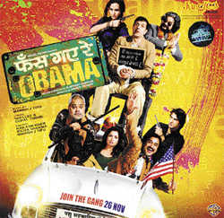 Phas Gaye Re Obama : Various Artistes Junglee Music
