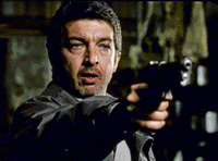 thriller Actor Ricardo Darin in  'The Aura.'