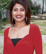 HOUSTON CALLING Jyoti Patil is delighted to have her old pals back.