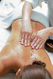 THERAPEUTIC Spa treatments, like body polishing, not only de-stress the body and mind, but also help you look good and feel great.