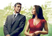 Curious: From Intolerable Cruelty.