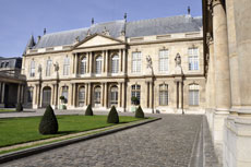 Revisiting history: The proposed site for the Maison de l'Histoire by French president Nicolas Sarkozy.
