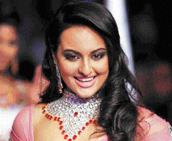 Special treatment: Sonakshi Sinha