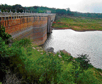A view of Thippagondanahalli reservoir. DH File Photo
