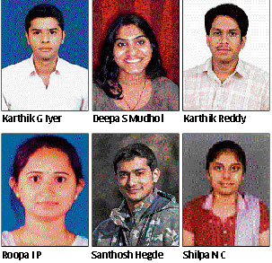 40 from State clear UPSC | Deccan Herald