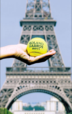 The year's second Grand Slam kicks off in Paris on Sunday. Reuters