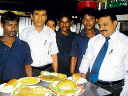 dedicated Employees of the eatery.